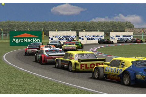 Turismo Carretera Stock Car Simulation [Online Game Code]