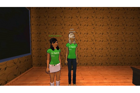 Saint Patrick's Games for Kids - Virtual Worlds for Teens