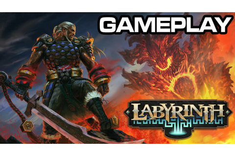 Gameplay - Labyrinth (PC) - YouTube