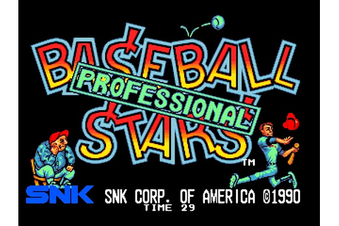 "Free Download Games "" Baseball Stars Professional "" and ..."