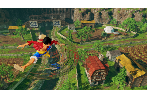 One Piece World Seeker, un Open World sur PC, PS4 et Xbox ...