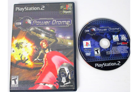 Power Drome Racing game for Playstation 2 | The Game Guy