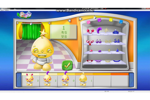 Windows 7 Game Purble Place 1편 - YouTube