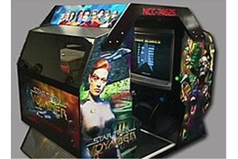 Star Trek: Voyager – The Arcade Game - Wikipedia