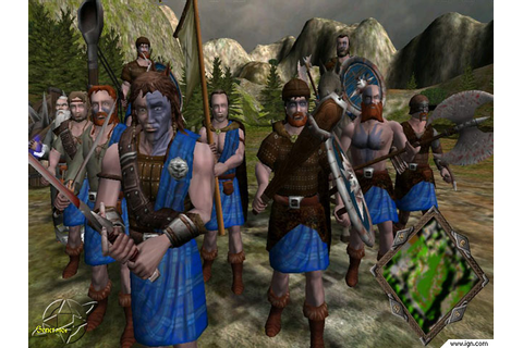 Highland Warriors full game free pc, download, play ...