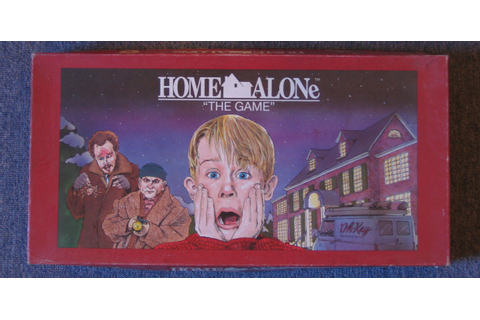 SydLexia.com - Home Alone: The Board Game