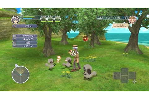 [PS Move] Rune Factory: Tides of Destiny - Blu-ray Forum