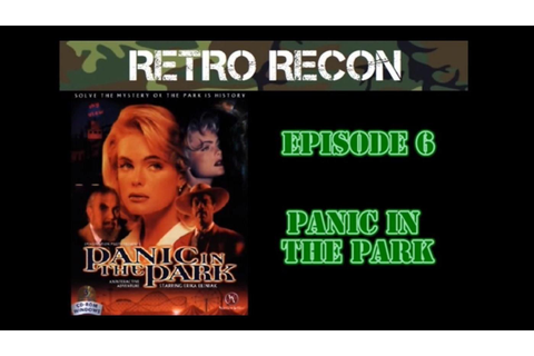 Retro Recon - Panic in the Park (PC)