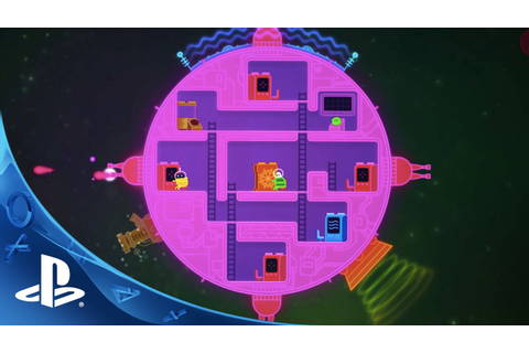 Lovers in a Dangerous Spacetime - Release Trailer | PS4 ...