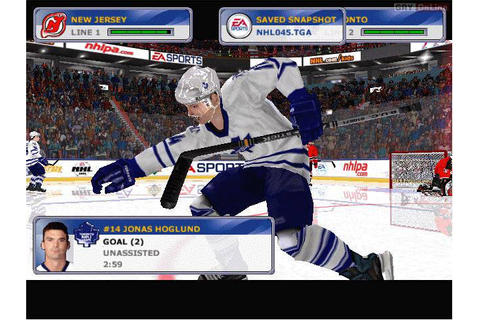NHL 2002 - screenshots gallery - screenshot 6/7 ...