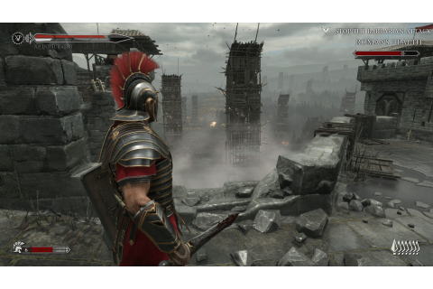 Ryse: Son of Rome (PC) review: This gorgeous game tests ...