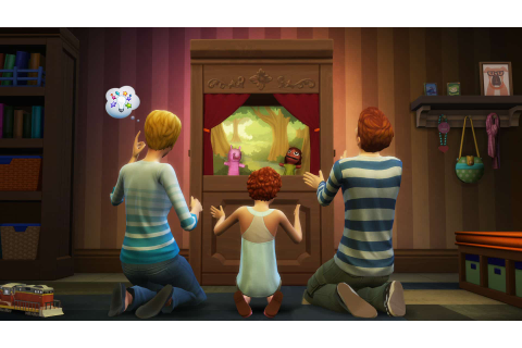 The Sims 4 Kids Room Stuff