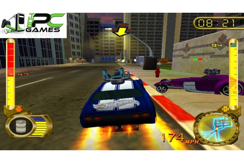 Hot Wheels Velocity X PC Game Full Version Free Download
