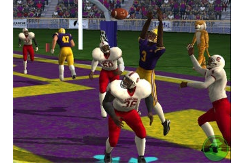 NCAA College Football 2K3 - GameCube - IGN