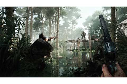Hunt: Showdown Showcases Enticing Gameplay Alongside ...