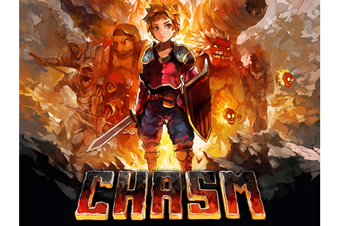 Chasm by Discord Games LLC —Kickstarter