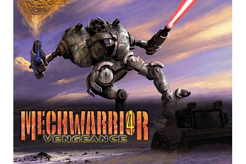 MechWarrior 4: Vengeance (2000) by FASA Interactive ...