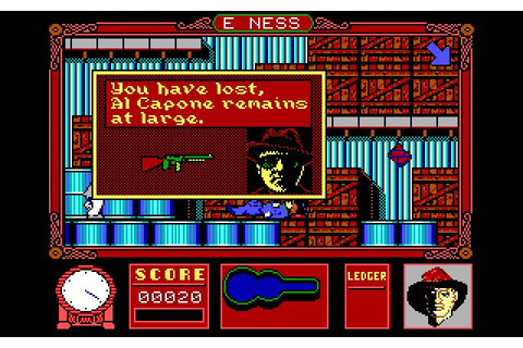 Download The Untouchables shooter for DOS (1989 ...