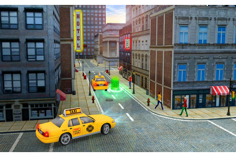 City Taxi Driver Cab Sim 2018 Pick & Drop Game for Android ...
