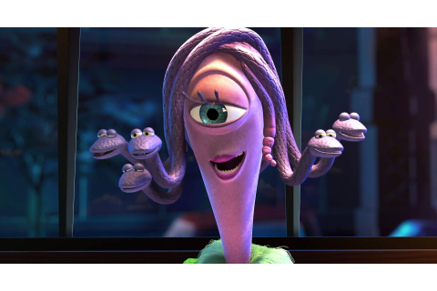 "Celia Mae, character from ""Monsters, Inc"". 