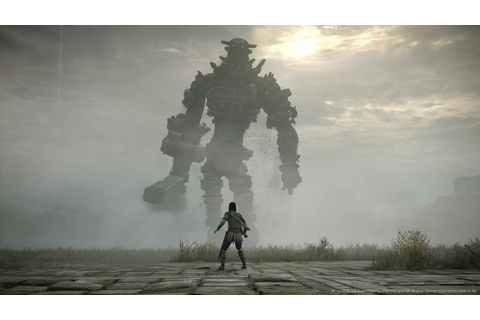 If You Haven't Played Shadow of the Colossus Yet, You ...