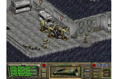 Fallout 1 Free Download Full PC Game