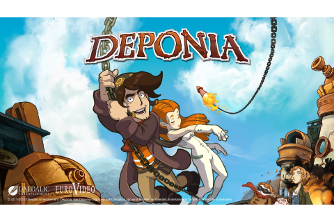 Deponia Gets Teen Rating For The PS4 Version