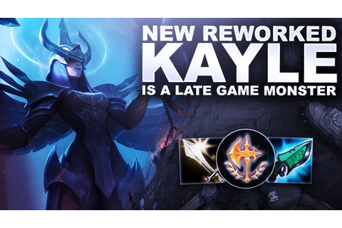 *NEW* KAYLE IS A LATE GAME MONSTER! + UPDATED CONQUEROR ...