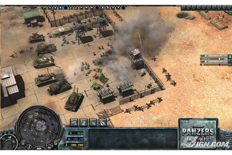 Codename: Panzers: Cold War Screenshots, Pictures ...