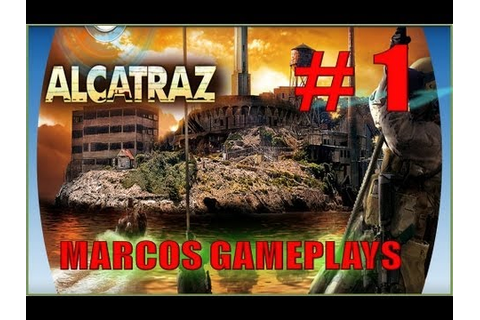 Alcatraz PC Game: Mission 1 - Gameplay - YouTube