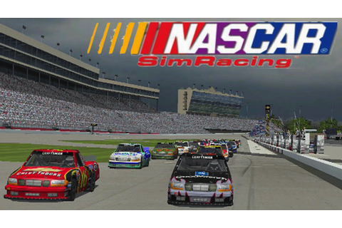 NASCAR SimRacing (PC) Career Mode #2 - YouTube
