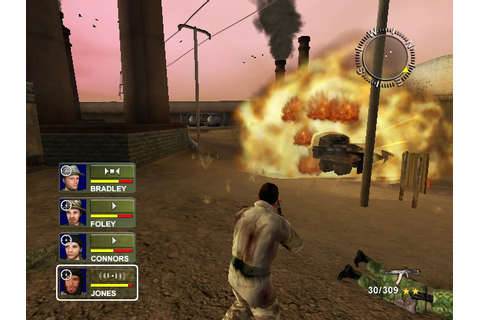 Conflict Desert Storm 2 - Free Download Full Version Game