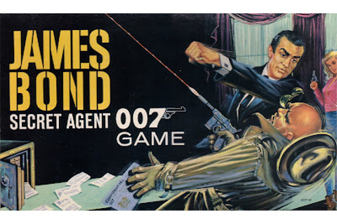 Illustrated 007 - The Art of James Bond: December 2009