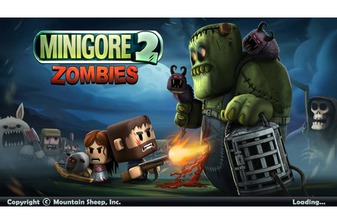 Minigore 2 Zombies HD Full Soundtrack OST - YouTube