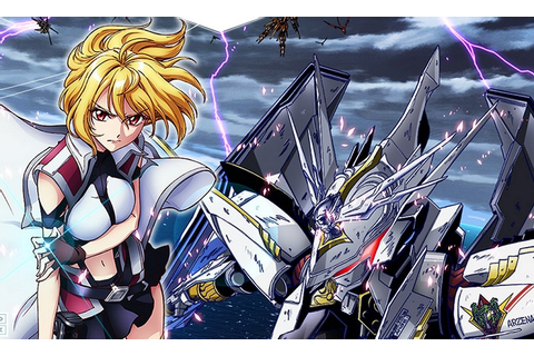 An Action Game Adaptation for Cross Ange is Coming to PS ...
