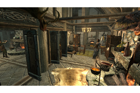 The Elder Scrolls V: Skyrim DLC: Hearthfire [Online Game ...