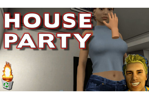 "Garbage Game: ""House Party!"" - YouTube"