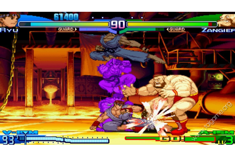 Street Fighter Alpha 3 MAX - Download Free Full Games ...