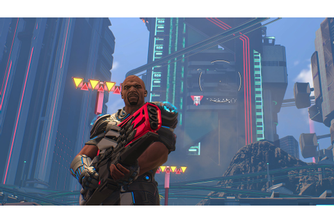 Crackdown 3 Review | USgamer