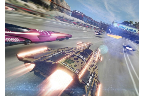 Fast Racing NEO Wii U Racing Game Launching Next Month