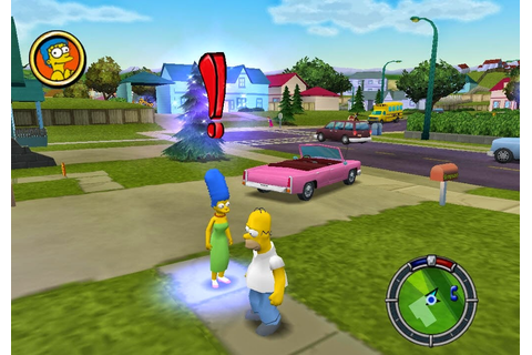 Simpsons Hit And Run Game - Free Download Full Version For PC