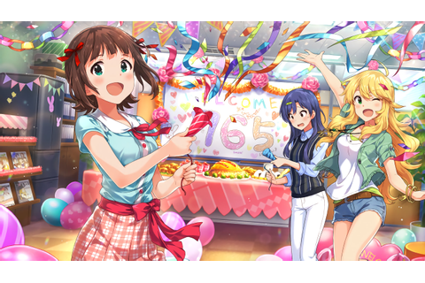 THE iDOLM@STER: Million Live! HD Wallpaper | Background ...