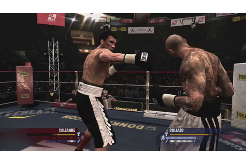 Don King-Boxing (GAMEPLAY) - YouTube