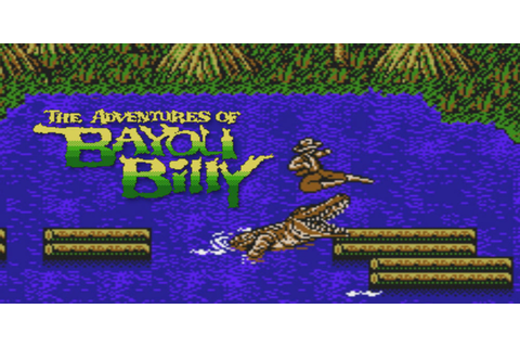The Adventures of Bayou Billy™ | NES | Games | Nintendo