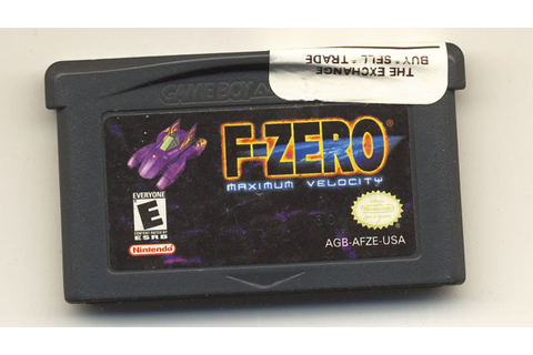 Classic Game Room - F-ZERO MAXIMUM VELOCITY review for ...