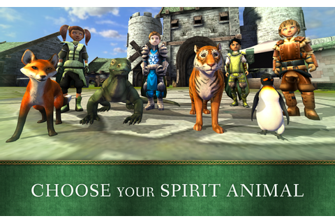 Spirit Animals - Android Apps on Google Play