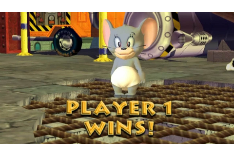 Tom & Jerry: War of the Whiskers - Gamecube Walkthrough HD ...