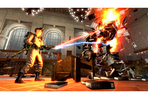 Amazon.com: Ghostbusters: The Video Game - Xbox 360 ...