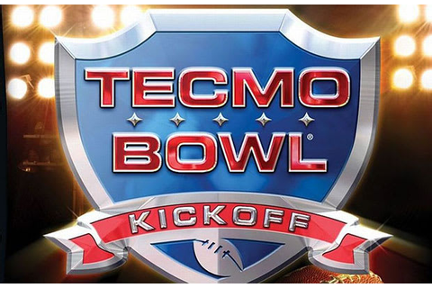 Tecmo Bowl: Kickoff - The 25 Most Heart-Breaking Video ...