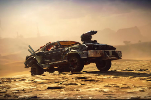 Video game review: MAD MAX on PS4 | Jamie Sawyer